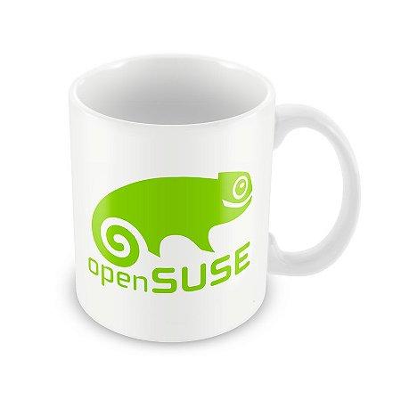 Caneca oepnSUSE Linux