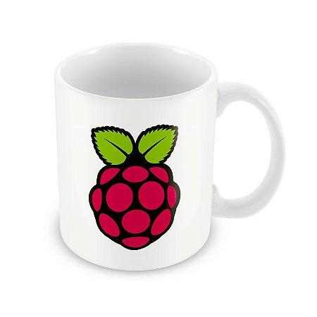 Caneca Raspberry PI