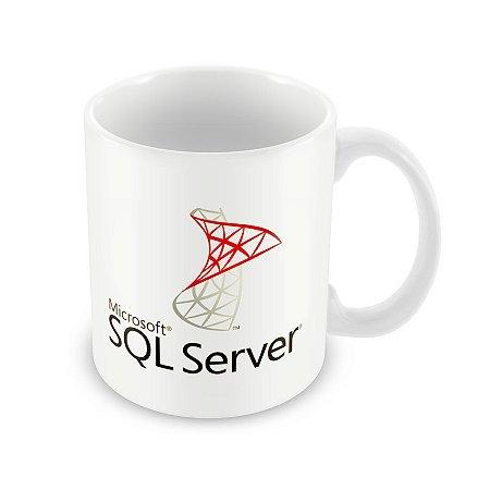 Caneca SQL Server