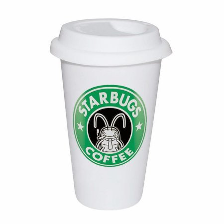 Copo Starbugs Coffee