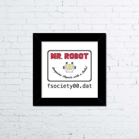 Quadro Mr. Robot Fsociety.dat