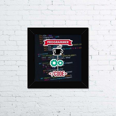Quadro Programmer Coffee Code
