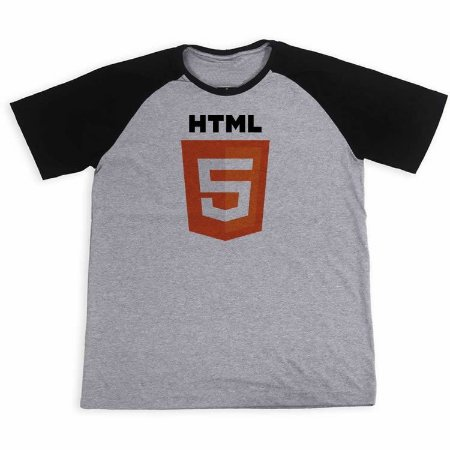 Camisa Raglan HTML5