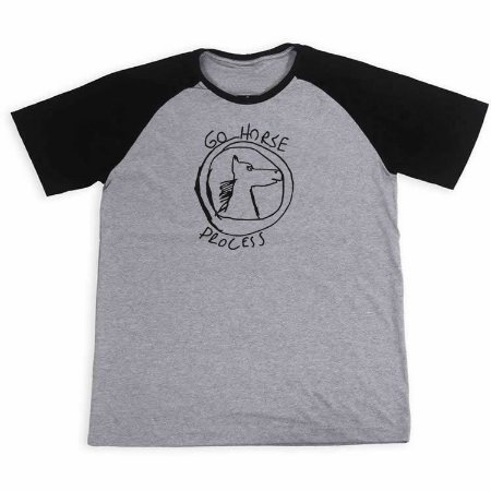 Camisa Raglan eXtreme Go Horse
