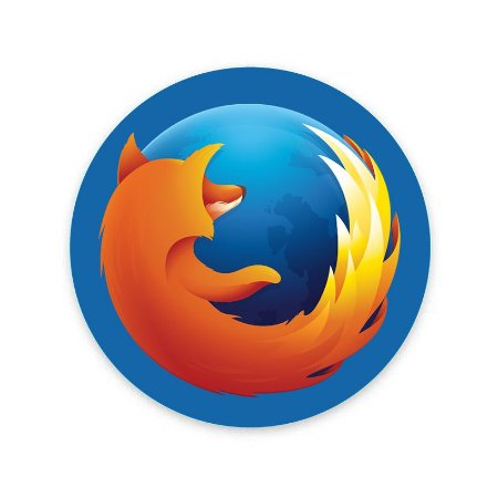 Mouse Pad Firefox