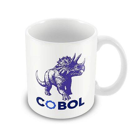 Caneca Cobol
