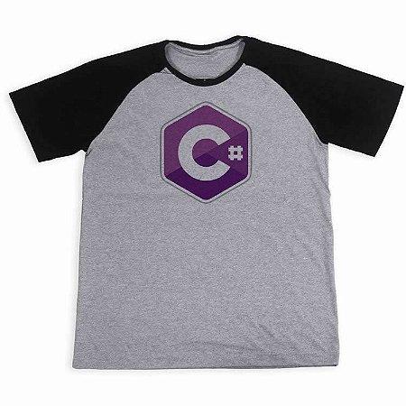 Camisa Raglan Linguagem de programação C++