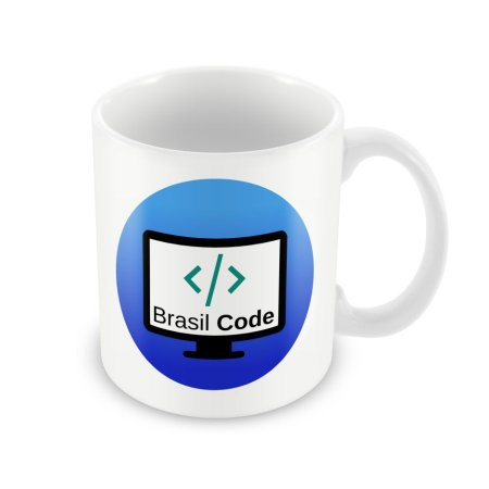 Caneca Brasil Code