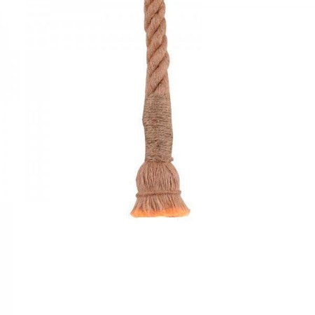 Pendente corda 1,80m - para 1 lâmpada e-27 (não acompanha lâmpada) (5458)