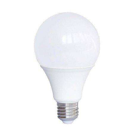 Lâmpada bulbo LED 9w 6000k - bivolt. (438)