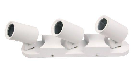 Spot Para 3L GU10 Branco