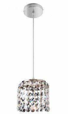 Pendente Milano Cristal Redondo - Bronzearte (5720)