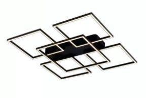 Plafon Led Sobrepor 98W - Casa do LED