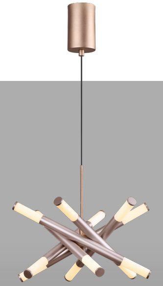 Pendente Tonfa 36w Bivolt 3000k - Opus (6429)