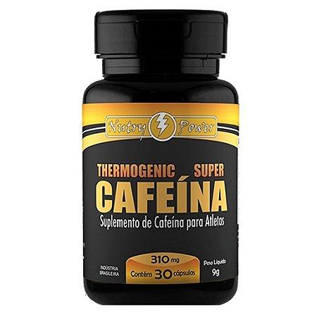 Cafeína 60cps 310mg