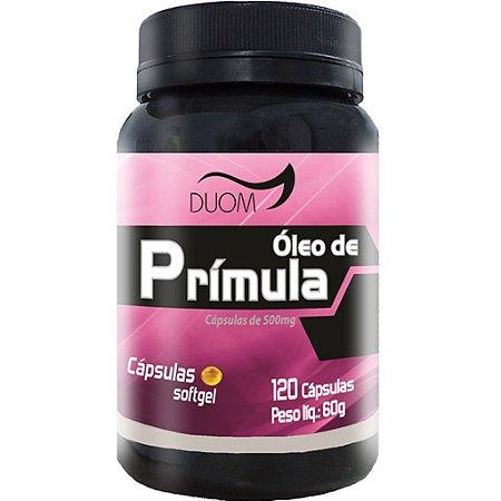 Óleo de Prímula 120cps 500mg
