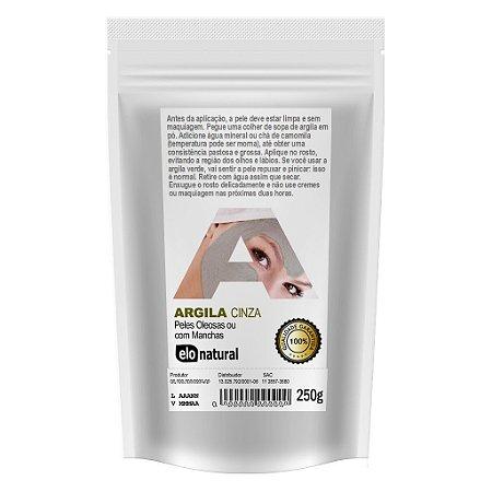 Argila Cinza 250g