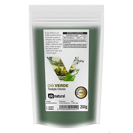 Chá Verde em Pó (Ban Chá) 200g