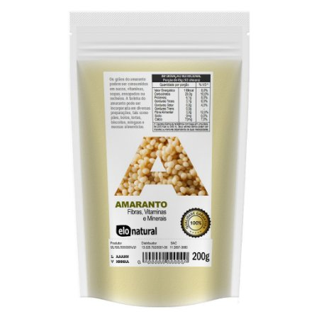 Farinha de Amaranto 200g