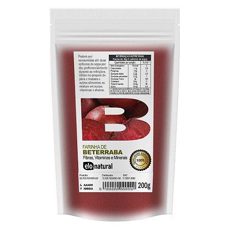 Farinha de Beterraba 200g