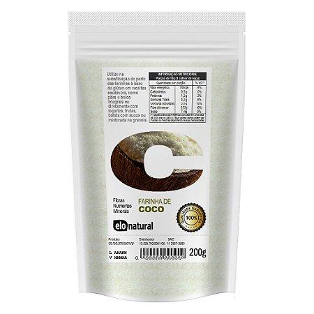 Farinha de Coco 200g