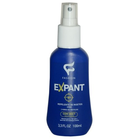 Expant Repelente de Insetos Spray 100ml Fashion