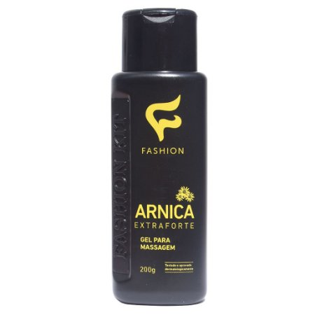 Gel para Massagem Arnica Extra Forte 200g Fashion