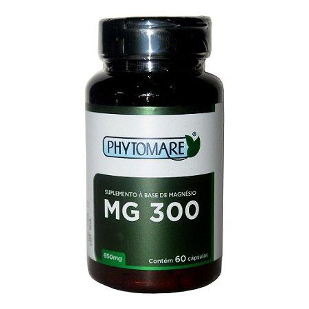 Magnésio Quelato 60cps 650mg