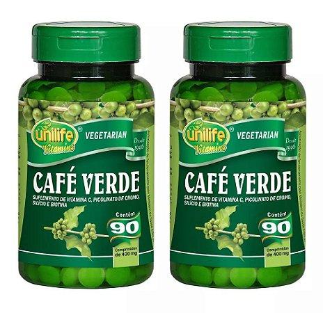 Kit 2 Und Café Verde 90cps 400mg