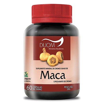 Maca Peruana 60cps 550mg Duom