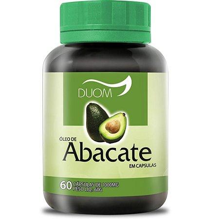 Óleo de Abacate 60cps 1000mg Duom