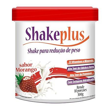 Shakeplus 300g Duom Sabor Morango