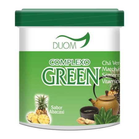 Complexo Green 200g Duom Sabor Abacaxi