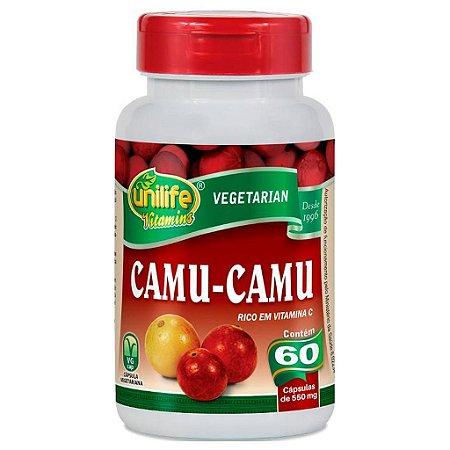 Camu Camu 60cps 500mg Unilife