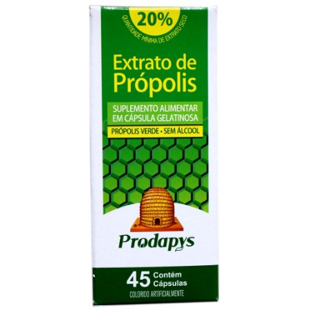 Extrato de Própolis 45cps Prodapys
