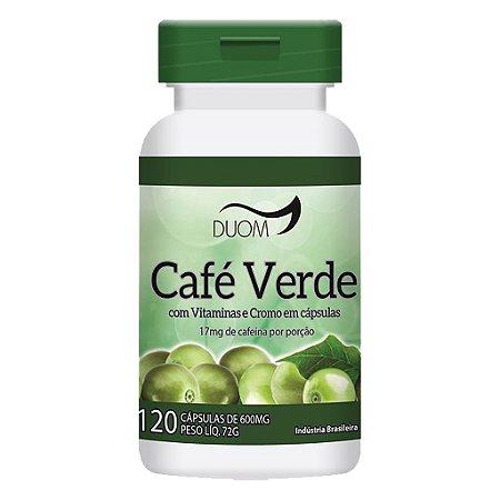 Café Verde 120cps 500mg Duom
