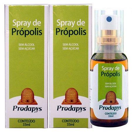 Kit 2 Und Spray de Própolis 33ml Prodapys
