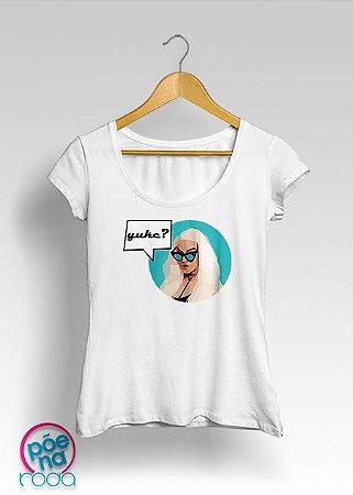 """Camiseta Yuke """"Feminina"""""""