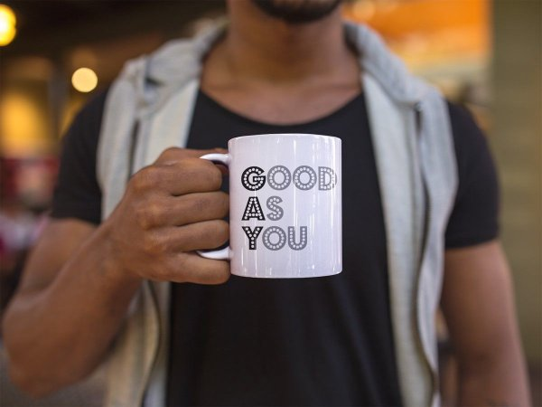 Caneca GAY (GOOD AS YOU)