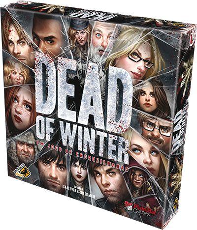 Dead of Winter: Um Jogo de Encruzilhadas