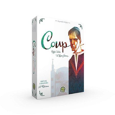 """COUP - 2ª Edição (Inclui """"A Reforma"""")"""
