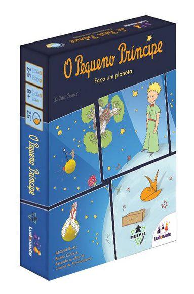 O pequeno príncipe: Faça um Planeta