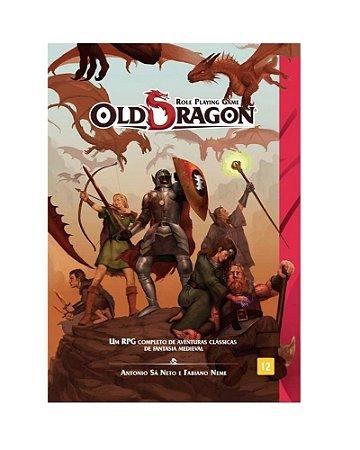 Old Dragon: Livro Básico