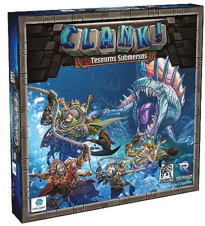 Clank! Tesouros Submersos