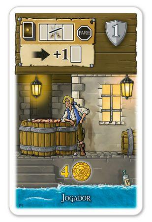 Port Royal - Promo Jogador