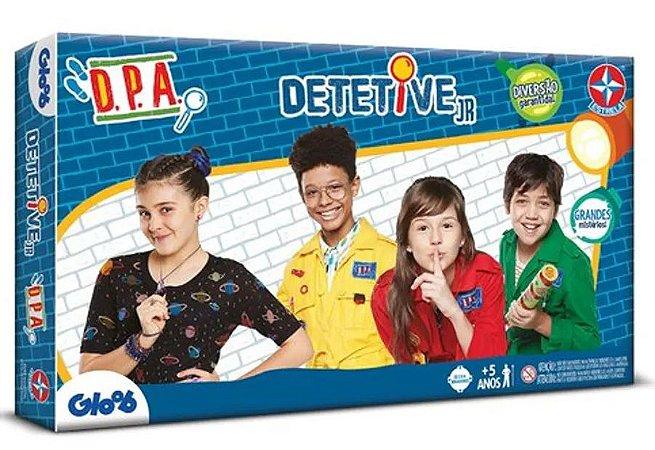 Detetive Jr. DPA Detetive do Prédio Azul