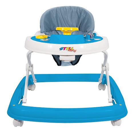 Andador Infantil para Bebês - Styll Baby