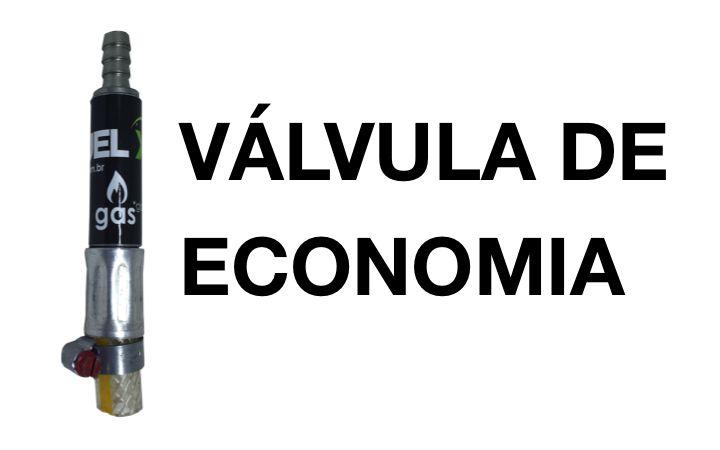 Economizador de Gas - FuelX - Até 40% de Economia no Botijão de 13 kg