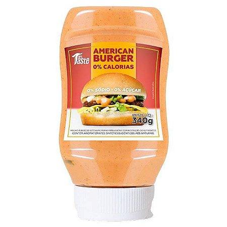 American Burger (340g) - Mrs. Taste