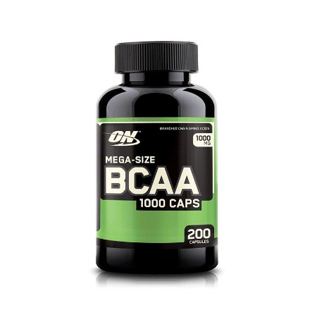 BCAA 1000 - Optimum Nutrition (200caps)